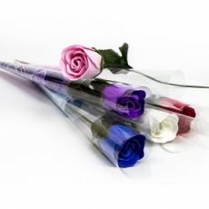 Rosas de jabón para bodas