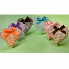 Caja para regalos corazón