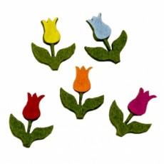 Detalles de boda. Pin tulipán