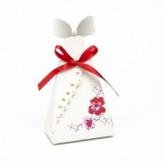 Detalles de boda. Caja novia