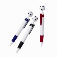 Detalles comunión de fútbol. Bolígrafo balón