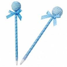 Regalos originales para invitados de bautizo. Bolígrafo