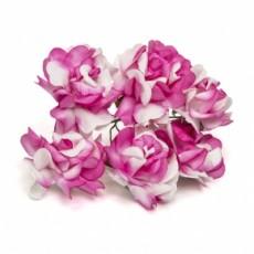 Regalos de boda para invitados. Flores bicolor