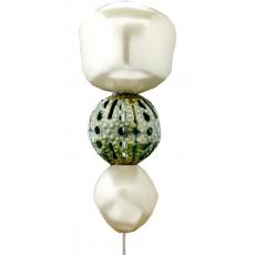 Alfileres de novia de perlas