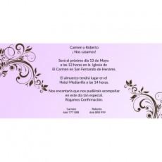 Invitaciones para invitados