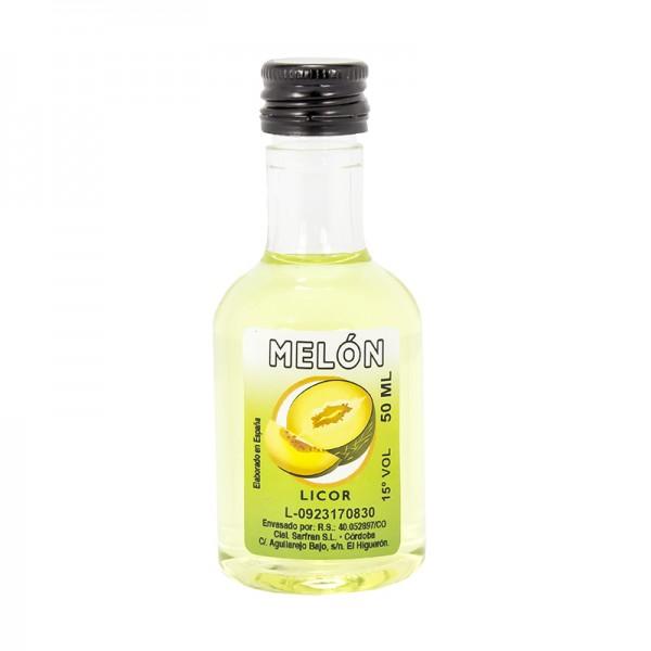 Botellas de Licor en Miniatura