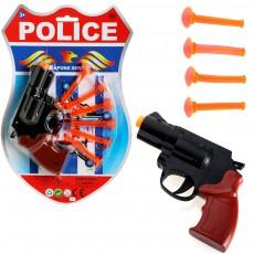 Pistola Policia Juguete