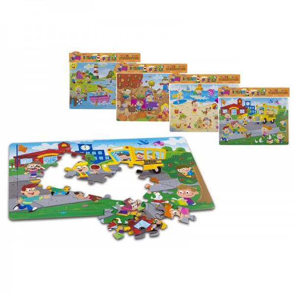 Puzzles Niños