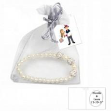 Regalo mujer boda pulsera
