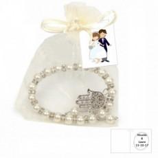 Detalles boda baratos pulseras